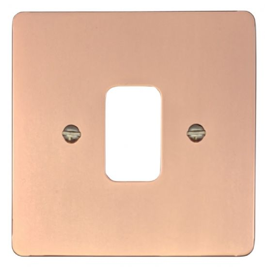 G&H Flat Plate Bright Copper